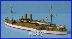 USS MAINE battleship recognition ID model 1500 scale like Framburg Van Ryper