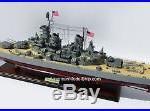 USS MISSOURI BB63 Battleship Model 40 Handcrafted Wooden Ship Model NEW