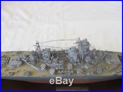 USS MISSOURI Battleship by Danbury Mint