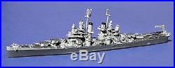 USS Miami 1945 Customized Neptun 1/1250 metal waterline model