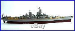 USS Missouri BB-63 Big Mo Iowa-class Battleship Model 56 RC Convertible