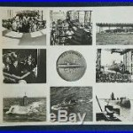 USS Nautilus 1954 SSN-571 General Dynamics Vintage US Navy Nuclear Submarine
