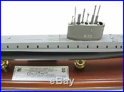 USS Nautilus SSN 571 Signed By Eugene Wilkinson Display Submarine USN ES Model