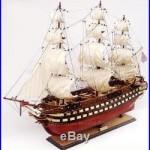 USS North Carolina Model Tall Ship 37