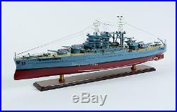 USS Pennsylvania Pennsylvania-class Battleship Wooden Ship Model Scale 1200