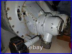 USS SAMPSON DDG-10 5/54 Gun Director Binocular Sight