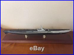 USS Seahorse SS-304 Submarine 150 scale from Franklin Mint