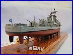 USS Turner Joy / DD-951 / Pro built destroyer/ FREE SHIPPING