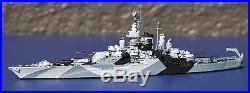 USS West Virginia 1944 Customized Neptun 1/1250 waterline model