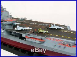 USSR ADMIRAL KUZNETSOV AIRCRAFT CARRIER 1/350 ship Trumpeter model kit 05606