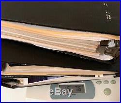 Us Navy Veteran Master Ship Modeler Battleships Notes Manuals Photos