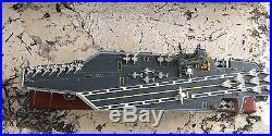 Uss 76 Navy Aircraft Carrier Desk Display Es Model