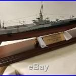 Uss Barb Wwii Gato Class Submarine Scale 1/150