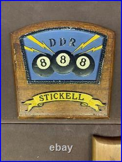 Uss Thuban Aka 19 & DDR 888 Stickell