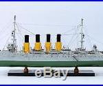 Varyag Protected Cruiser 32 Handmade Wooden Battleship Model