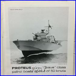 Vintage Book Jane's Fighting Ships 1959-60 Made in Great Britian