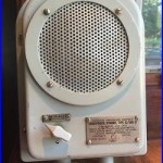 Vintage Jensen IC/SAG-31 Dynamic Announcing Loudspeaker -Navy Ship-WWII/Vietnam