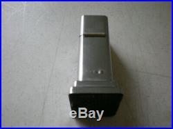 Vtg Zippo U. S. S. Saint Paul Military Warship Desk Tower Table Lighter