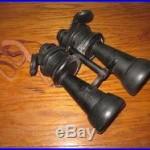 WW2 German Kriegsmarine 7x50 Leitz U Boat U-Boot Binoculars #3 VERY NICE