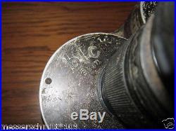 WW2 German Kriegsmarine 8x60 U-Boat Commander Binoculars Porro II VERY RARE