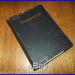 WW2 German Kriegsmarine Flaggenbuch Ship Flag Book ALL COUNTRIES RARE