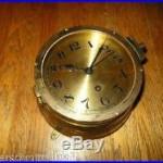WW2 German Navy Kriegsmarine K & O Ship U-Boat U-Boot Clock VERY RARE