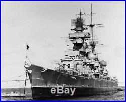 WW2 German Navy Kriegsmarine SIGNAL HORN PRINZ EUGEN RARE