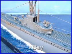 WW2 SS-215 Growler / Pro built diorama 1220 / FREE SHIPPING