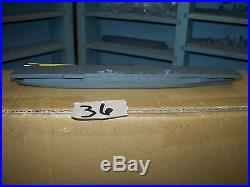 WW2 metal recognition ship, Essex Class (US-CV) South Salem or Comet