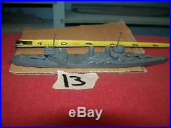 WW2 metal recognition ship, New Orleans Class (U. S. CA) Comet or South Salem