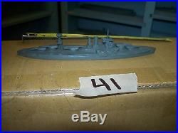 WW2 metal recognition ship, New york Class (US-BB) South Salem or Comet