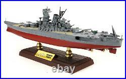 WWII Japan Yamato 1/700 diecast model ship FOV