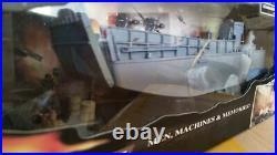 WWII USA LCM3 LANDING BOAT 1/72 diecast model LANDING BOAT LIMITED EDITION FOV