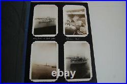 Wonderful Coast Guard Tranining Station Album with 120+ Original Photographs