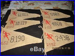 Wwii German U-boat U-552 Kl. Erich Topp Compelte (39) Battle Flag Collection